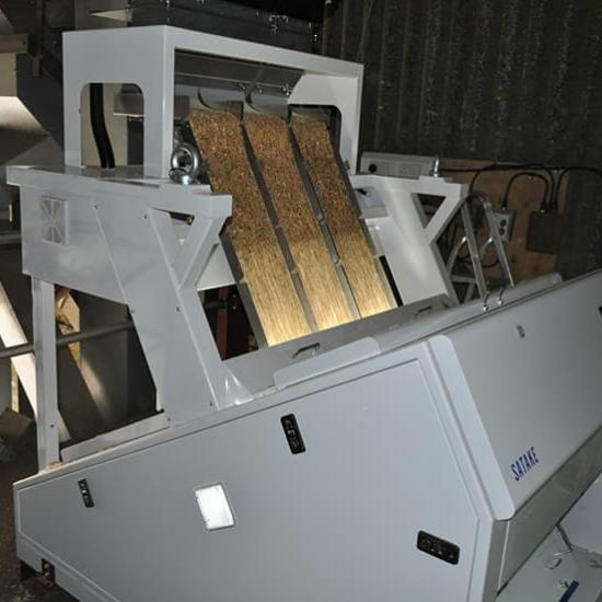 Perry of Oakley Sataki Colour Sorter
