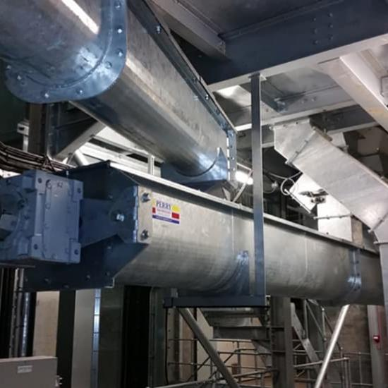 Perry of Oakley dampening system for mills