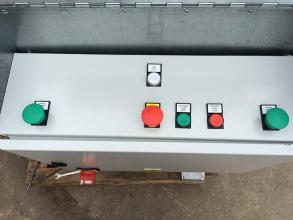 Perry of Oakley economy intake control panel