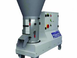 Pellet producing machine