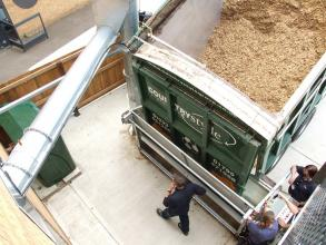 Perry of Oakley Woodchip delivery